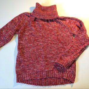 Calvin Klein Jeans turtleneck sweater. 100% cotton